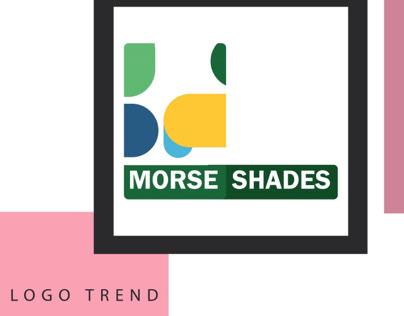 Morse shades Logo Trend