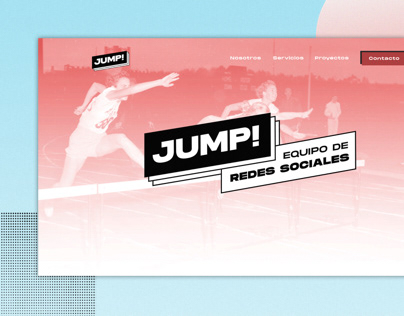 Jump! Agency website