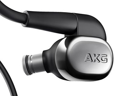 AKG N40 - Full CGI