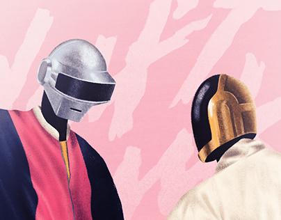Daft Punk – Good Bye