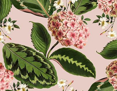 Floral Fashion Prints (parte 1)
