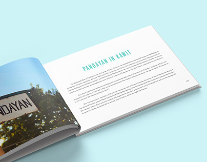 Obra de Cavite Coffee Table Book | Layout
