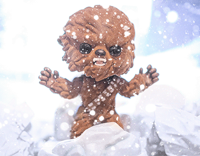 Chewbacca | Star Wars Funko 40th anniversary