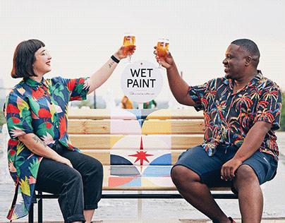 Stella Artois - Wet Paint