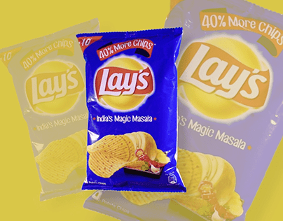 Lays Product Video