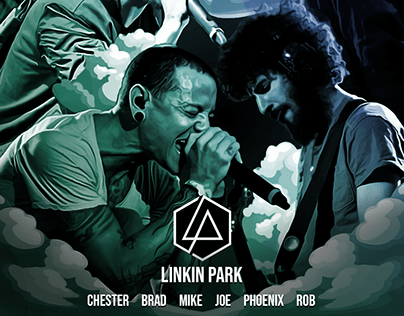 Homenagem ao dia do Rock - LINKIN PARK!