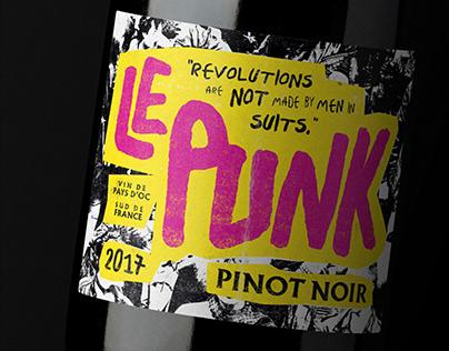 Le Punk — Pinot Noir