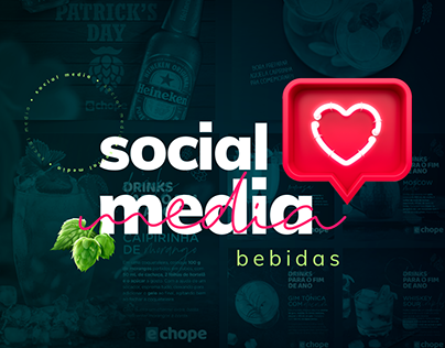 Social Media - Beer and Drink