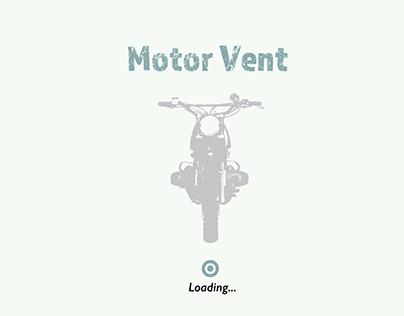 Motor Vent a Social platform for motorcyclist