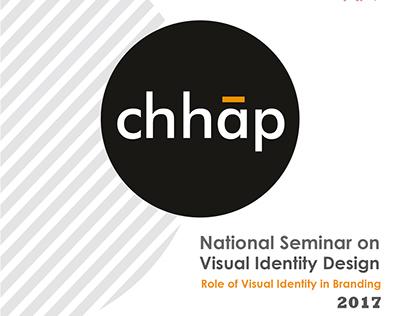 Chhap 2017- Booklet design