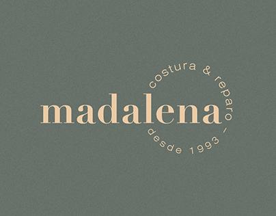 madalena | branding
