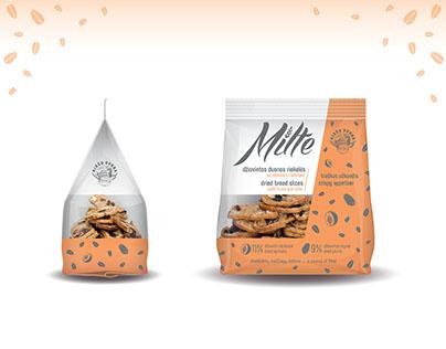 Package design   Milte