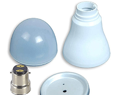 Led Bulb With Raw Material in Delhi