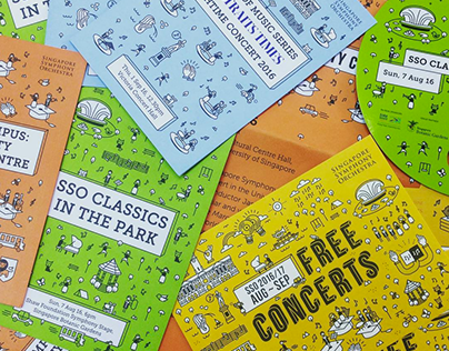 SSO Outreach Concerts 2016/17 Collateral