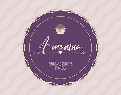 A menina | Brigadeiros Finos