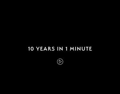 1o Years in 1 Minute - BaseCamp® Studio
