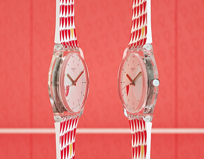 Swatch Valentine's Day