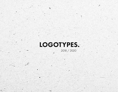 logotypes 2018 // 2020