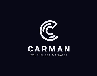 Carman Logo Design