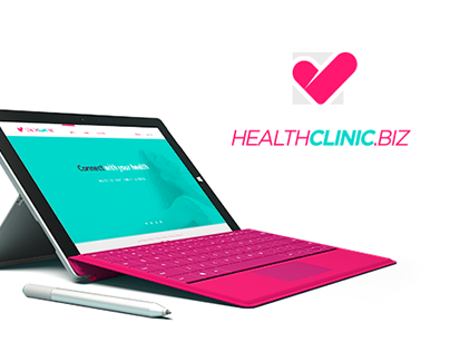 Microsoft Visual Studio - My Health Clinic