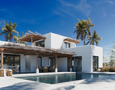 09 Coco house |CGI Design: Duy Huynh