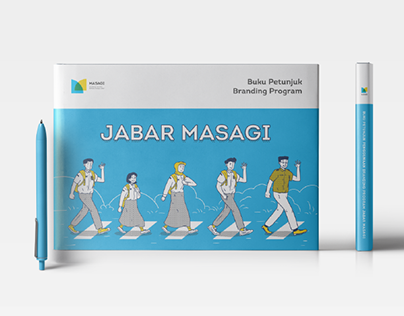 Jabar Masagi - Buku Petunjuk Branding Program