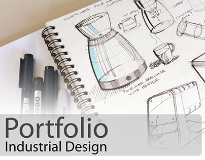 Industrial Design Portfolio (2005 to 2018 overview)