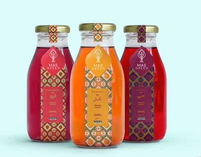 MAS GREEN™ — (Branding-Packaging)