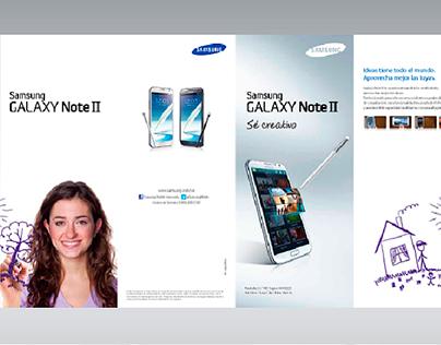 Samsung Brochure (2011)