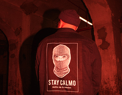 STAY CALMO / NIGHT EVENT