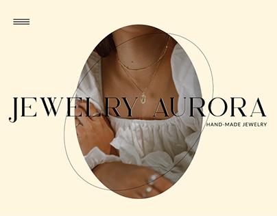 Jewelry store website