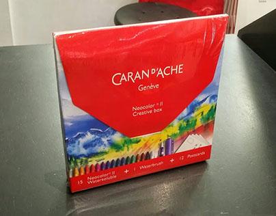 Creative Box - Caran D'Ache