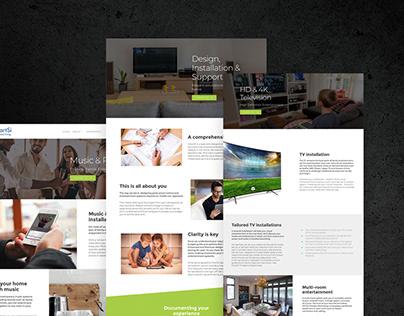 Smartsi Web Redesign