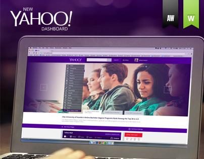 Yahoo Dashboard