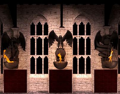 Hogwartz - Wall