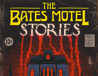 The Bates Motel Stories - Graphic novel