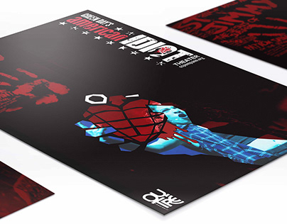 American Idiot - Play Poster
