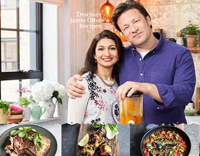 Patak's UK - Jamie Oliver Hub
