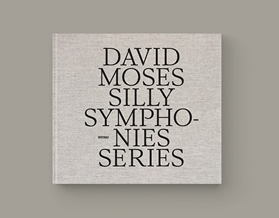 David Moses – Silly Symphonies Series (Book)