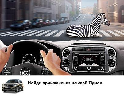 Volkswagen print concepts