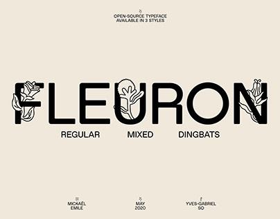 FLEURON - FREE FONT