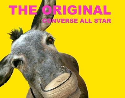 Campaña Gráfica para Converse All Star