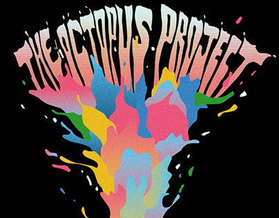 The Octopus Project Poster