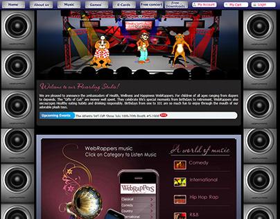 Website : www.webrappers.com