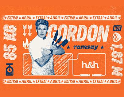 h&h: Buddy vs Gordon.