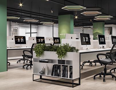 Head Office 600m2 (part.01)