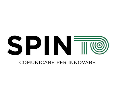 Spin-To logo and identity restyling