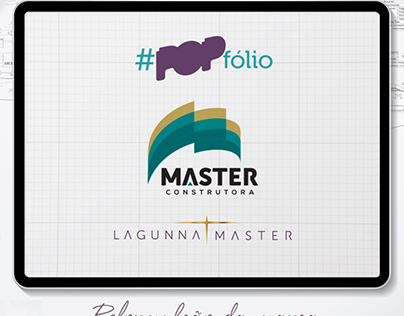Marca e Campanha Lagunna Master