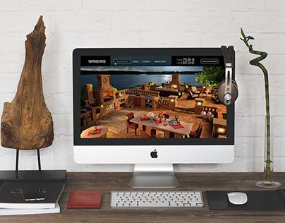 «VINTAGEPATIO» WEBSITE AND BRANDING