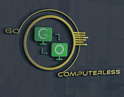 Electric gadget replaceable shop logo